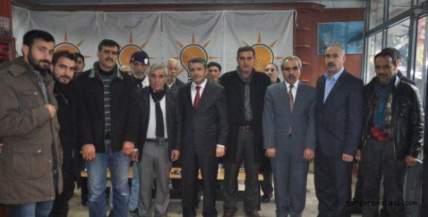 Photo of HÜSEYIN SEVİNÇTEKİN GERGER ZIYARETI