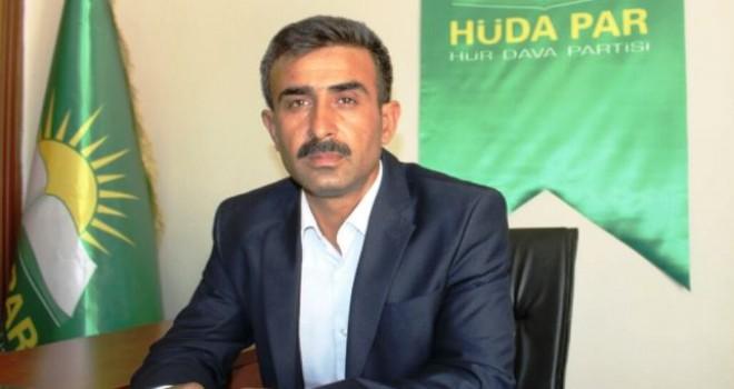 Photo of HÜDA PAR Kahta İlçe Başkanı Elçi'den Kadir Gecesi mesajı