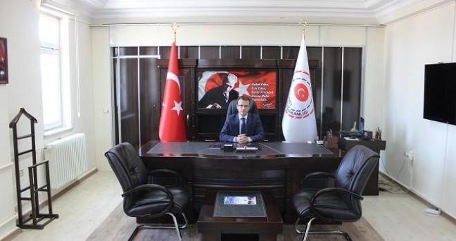 Photo of Gerger'e Yeni Kaymakam