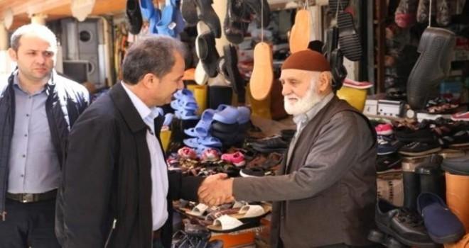 Photo of Başkan Kılınç, Esnaflarla Bir Araya Geldi