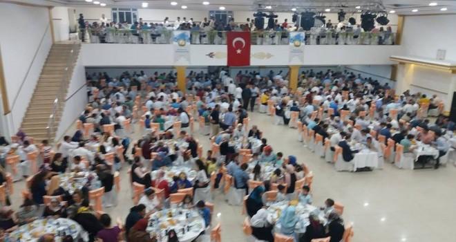 Photo of Vakfın Adıyaman İftarına Binlerce Kişi Katıldı