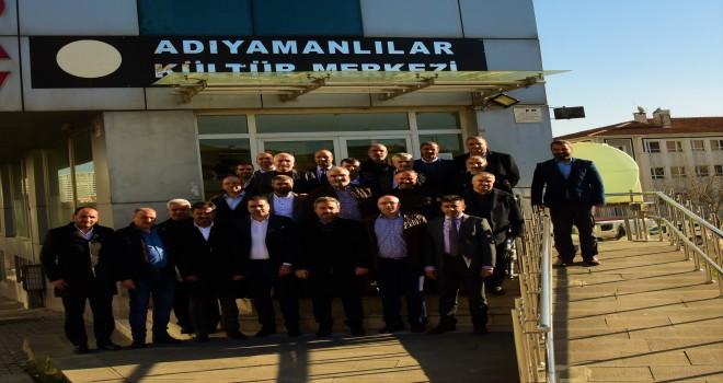 Photo of Aybak, İstanbul'daki hemşehrileri ile istişarelere devam ediyor