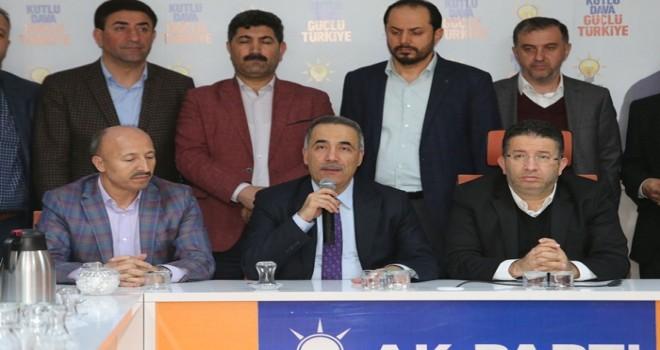 Photo of Hemşerimiz Abdurrahman Dursun Sultangazi Ak Parti Başkanı Oluyor
