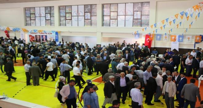 Photo of Adıyaman'da  AK Parti Temayül Yoklaması Yapıldı