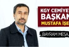 Photo of KGY Cemiyeti Başkanı İşeri'den Bayram Mesajı