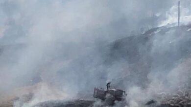 Photo of Kaşyazı (Lagin) Köyünde Yangın