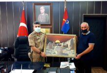 Photo of Nefsiad Başkanından Alay Komutanına Ziyaret