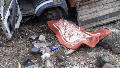 Photo of Gerger'de Trafik Kazası 1 Ölü 1 Yaralı