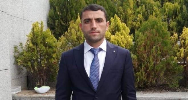 Photo of Erkan Aksoy'dan Yeni Yıl Mesajı