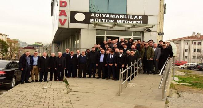 Photo of Adıyamanlılar Vakfı'nın  istişare toplantısına yoğun katılım