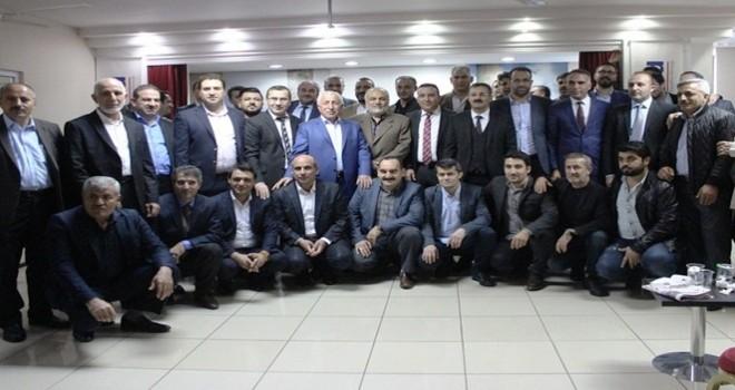 Photo of Akyad Başkanlığına Ahmet Süt Seçildi