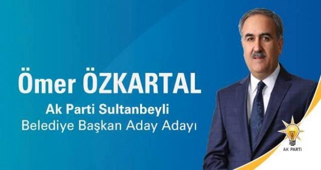Photo of Sultanbeyli Belediyesine Gerger'li Başkan Adayı