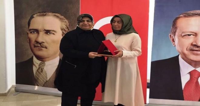 Photo of Başkan Kudret Öztürk