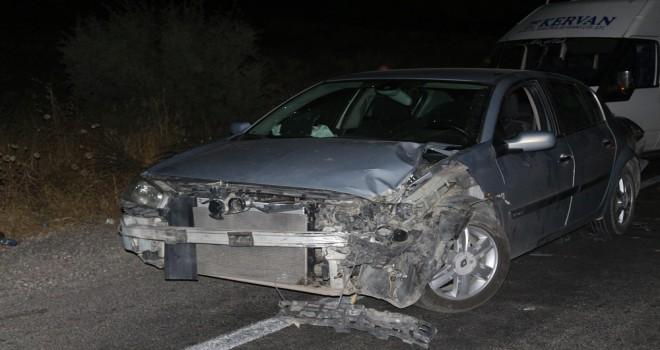 Photo of Kahta'da Trafik Kazası 5 Yaralı