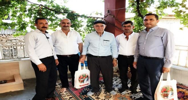 Photo of Sutepe Köyü Derneği Yönetiminden Köyde Bayramlaşma