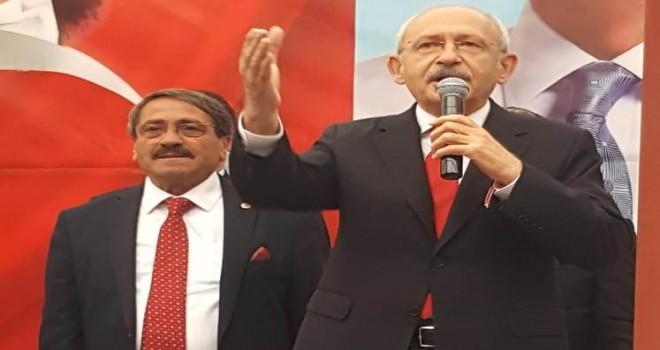 Photo of Başkan Kılıç, Kılıçdaroğlu'na Yapılan Saldırıyı Kınadı