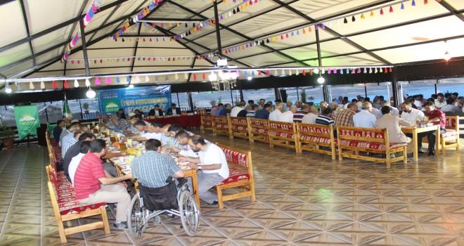 Photo of HÜDA PAR Kahta İlçe Başkanlığı İftar Yemeği Verdi