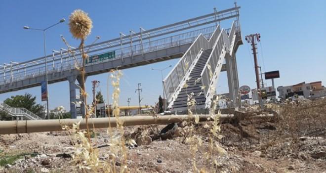 Photo of Adıyaman'da Şaşırtan Üst Geçit