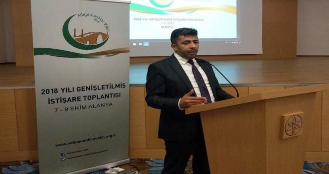 Photo of Adıyamanlılar Vakfı Yönetimi Alanya'da Bir Araya Geldi