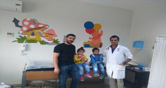 Photo of Gerger Devlet Hastanesinde Çocuk Hastalıkları Bölümü Faaliyete Geçti