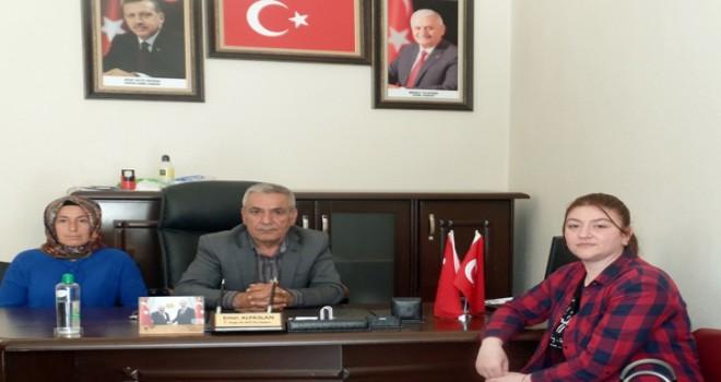 Photo of Gerger'li Öztürk Ak Partiden Aday Adayı
