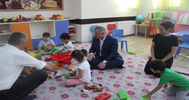 Photo of Başkan Turanlı'dan Okul Ziyaretleri