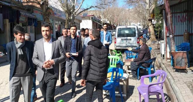 Photo of Aksoy Seçim Çalışmalarına Hız Verdi