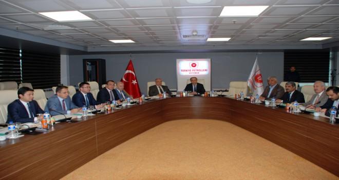 Photo of Vali'de Turizm Koordinasyon Toplantısı