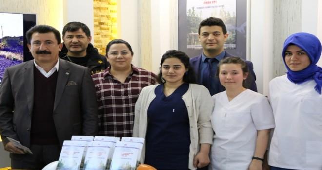 Photo of Kahta'da 'Pulmoner Rehabilitasyon Haftası' Etkinliği