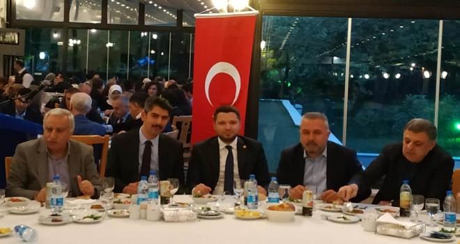 Photo of Ankara'daki Adıyamanlıları İftarda Buluştu