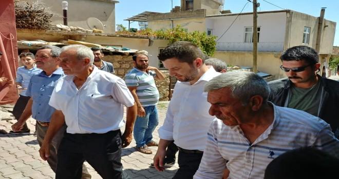 Photo of AKP Adıyaman milletvekili Fatih Toprak Gerger'de