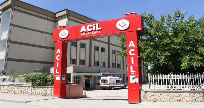 Photo of Kahta Devlet Hastanesi Acil Servis Sil Baştan Yenileniyor