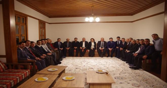 Photo of Adıyamanlılar Vakfı Ankara Şubesi, Adıyamanlı bürokratları bir araya getirdi