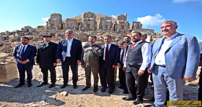 Photo of Kültür ve Turizm Bakanı Adıyaman'da