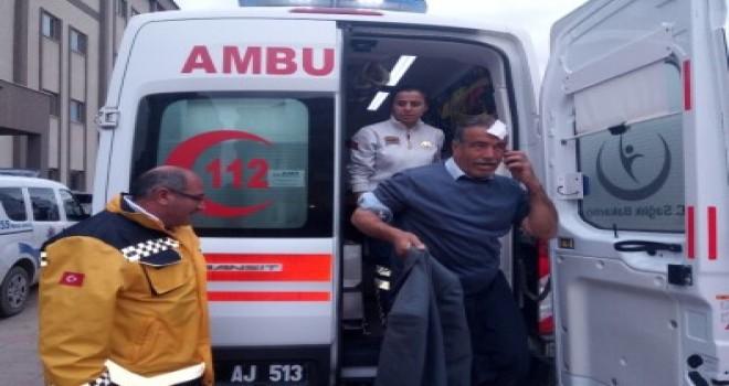 Photo of Kahta'daTrafik Kazası
