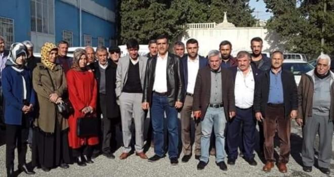 Photo of Gerger Ak Parti Belediye Başkan Aday Aday'ından Açıklama