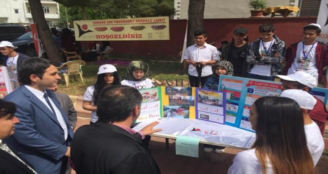 Photo of Gerger Milli Eğitim Müdürlüğü AFRİN ŞEHİTLERİN Aileleri İçin Kermes Düzenledi