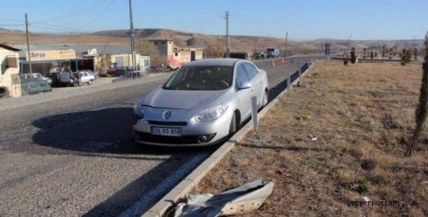 Photo of Adıyaman'da Kamyon İle Otomobil Çarpıştı: 2 Yaralı