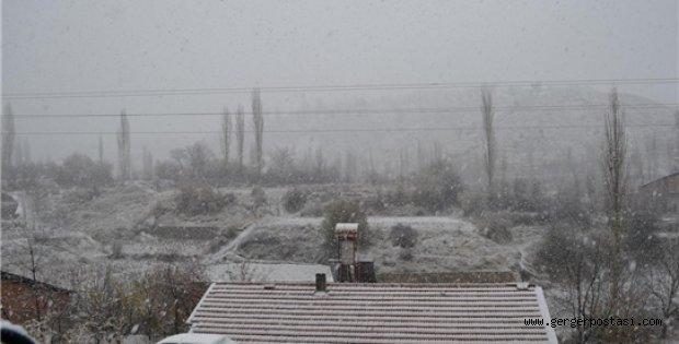 Photo of Adıyaman'da kar yağışı