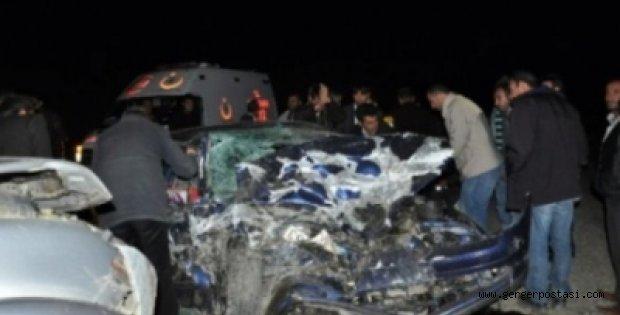 Photo of Adıyaman'da Kaza: 1 Ölü, 2'si Ağır 3 Yaralı