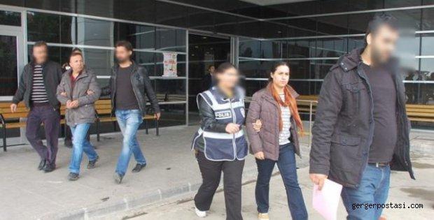 Photo of Adıyaman'da Terör Örgütü Operasyonu: 11 Gözaltı