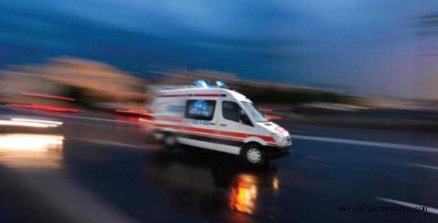 Photo of Adıyaman'da Trafik Kazası: 1 Ölü