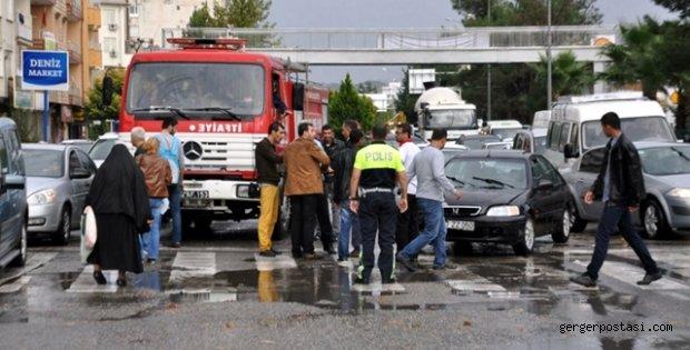 Photo of Adıyaman'da Trafik Kazası: 1 Yaralı