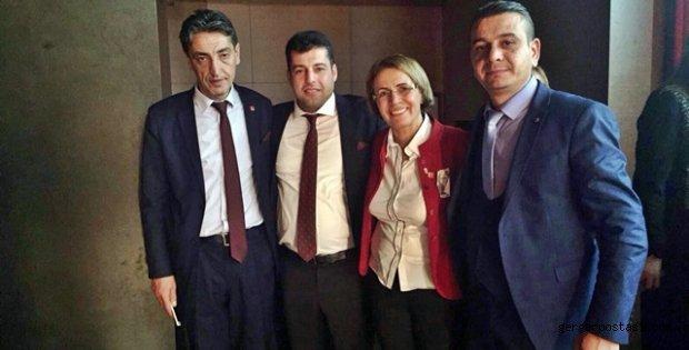 Photo of Adıyamanlı Köse'nin Zaferi Gerger CHP Teşkilatında Coşkuyla Karşılandı