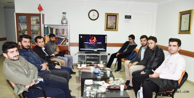Photo of Adıyamanlılar Vakfı, Burs İçin 1,500 Öğrenciyi Mülakata Tabi Tutuyor