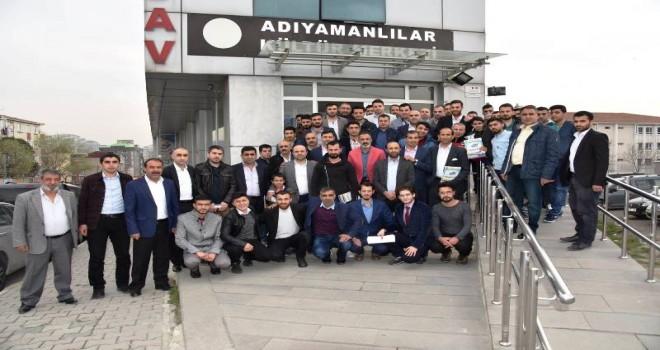 Photo of İstanbul'daki Genç Adıyaman'lılar Bir Araya Geldi