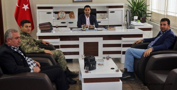 Photo of Ahmet Mancak'dan Gerger İlçesine Ziyaret