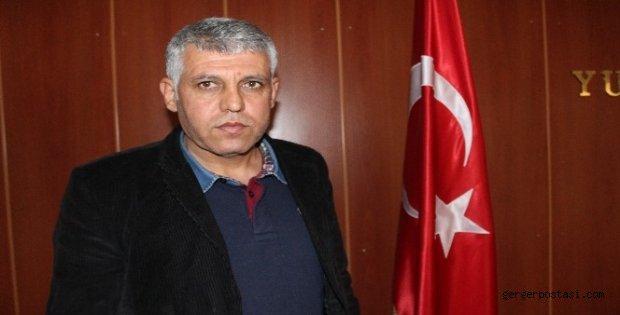 Photo of AK Parti Samsat İlçe Başkan Hasan Erdem: