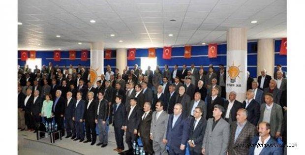 Photo of AK Parti Sincik İlçe Kongresi Gerçekleşti