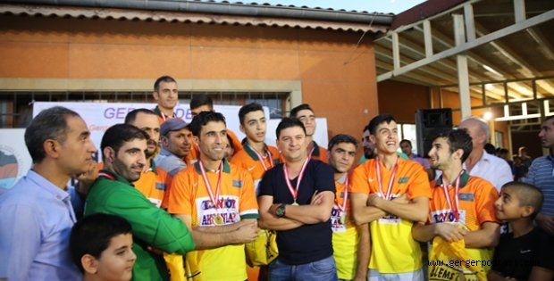 Photo of Aksan Spor Yine Şampiyon